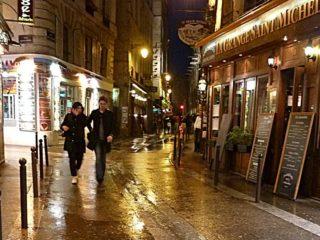 雨 パリ5区