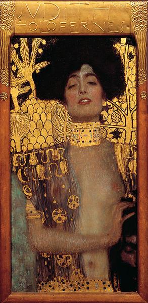 Gustav Klimt  - Judith I - Wikimedia