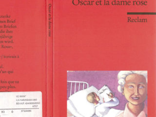 Schmitt - Oscar Et La Dame Rose