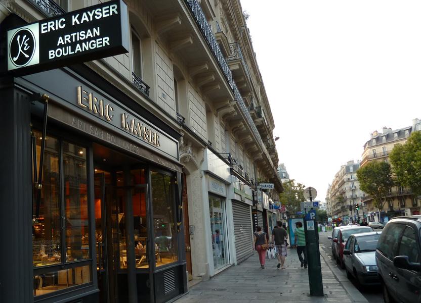 Eric Kayser @ rue Monge