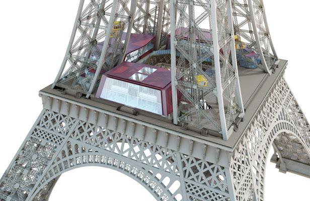 Tour Eiffel - AGENCE MOATTI-RIVIÈRE