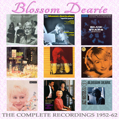Blossom Dearie The Complete Recordings