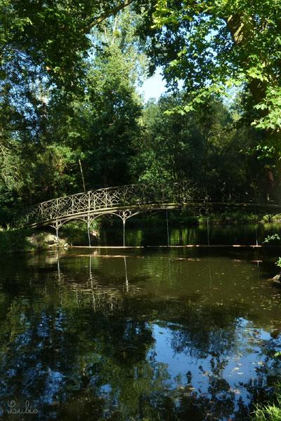 きれいな橋@シャマランド城