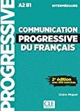 CD付テキスト&問題集 Communication progressive du français – Niveau intermédiaire