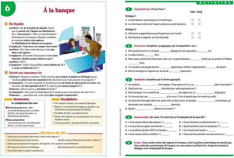 COMMUNICATION PROGRESSIVE DU FRANCAIS - Niveau intermédiaire