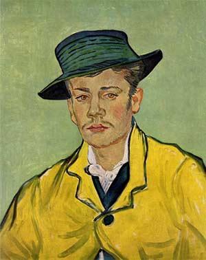 Armand Roulin par Van Gogh