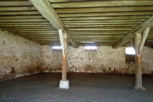 フランス 乗馬学校 部屋