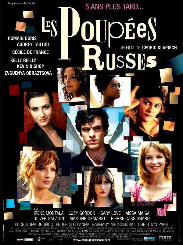 Les poupées russes - imdb