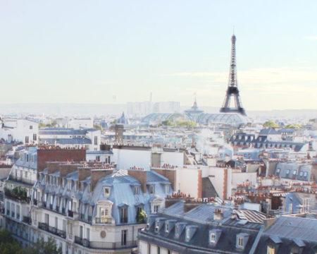 Paris見晴らし