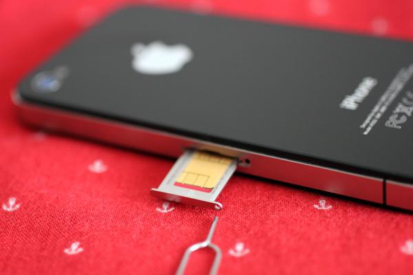 SIM&iPhone4